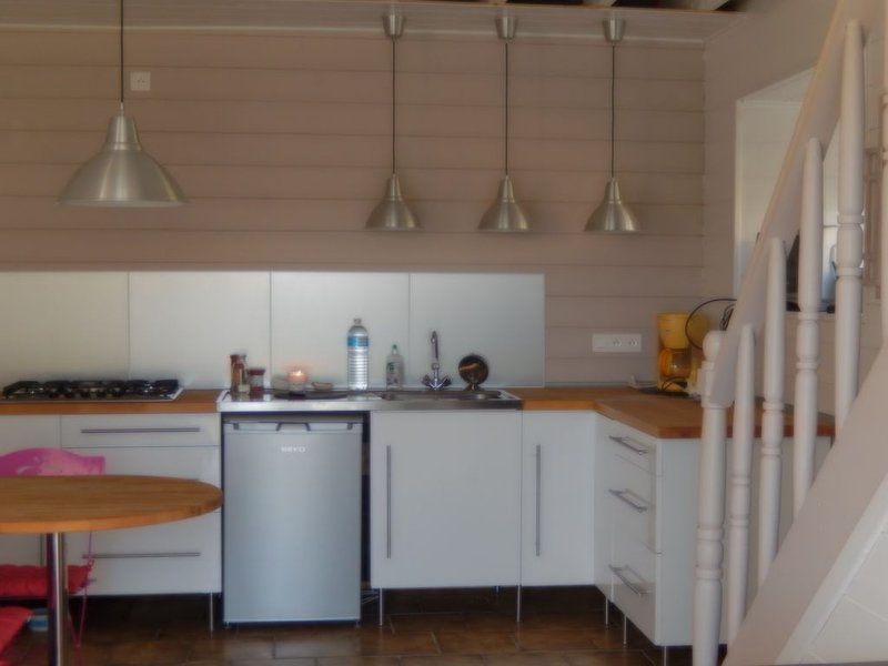 Maison , ancien four à pain,terrasse, plages du Mallet, holiday rental in Aumont Aubrac