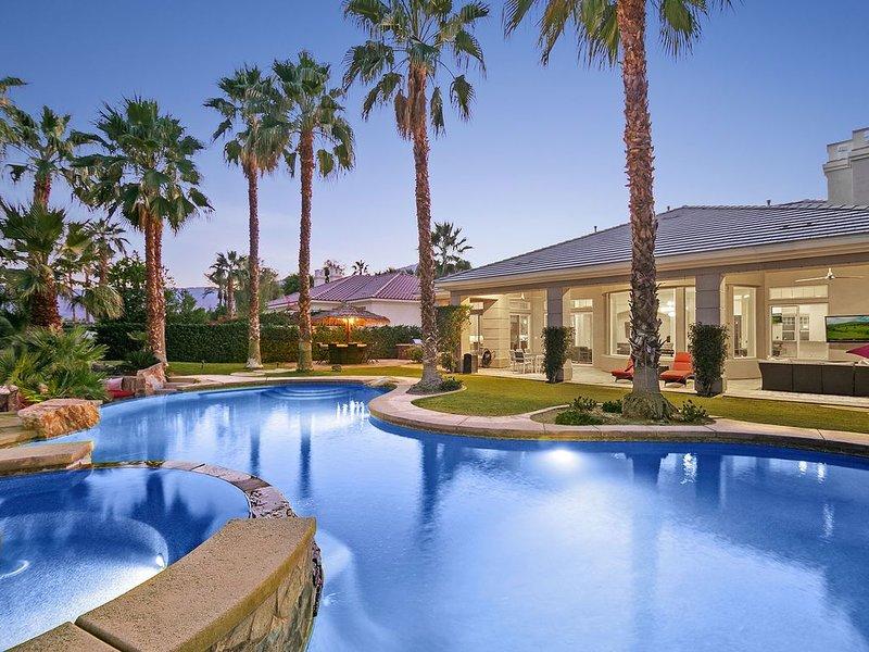 'Casa Legendario' 5 BR in PGA West w/ Infinity Pool, #767933, alquiler vacacional en Mecca