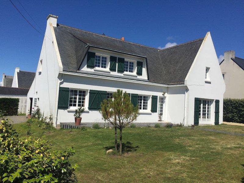Maison familiale Piriac sur mer, location de vacances à Piriac-sur-Mer