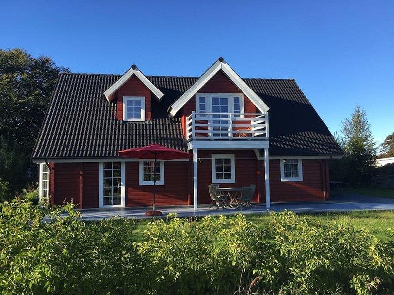 The house by the beach. at Skagen, alquiler vacacional en Skagen