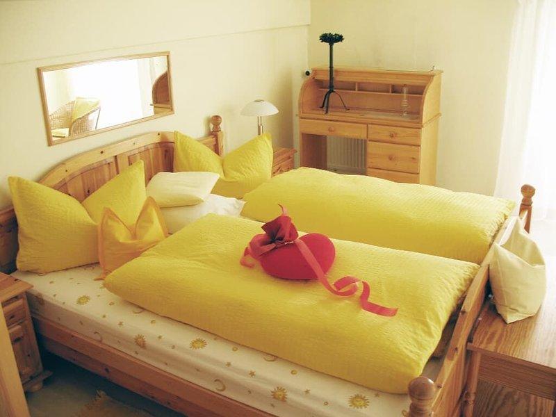 60 m2 großes Feriendomizil in Lam mit Balkon, holiday rental in Klatovy