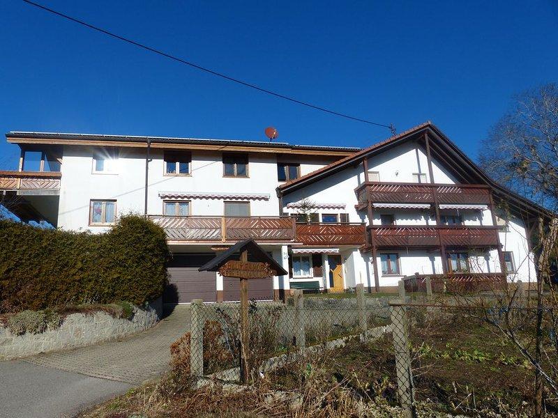 ABSCHALTEN UND ERHOLEN im südlichen Schwarzwald / Dreiländereck bei Familie Kunz, Ferienwohnung in Bürchau