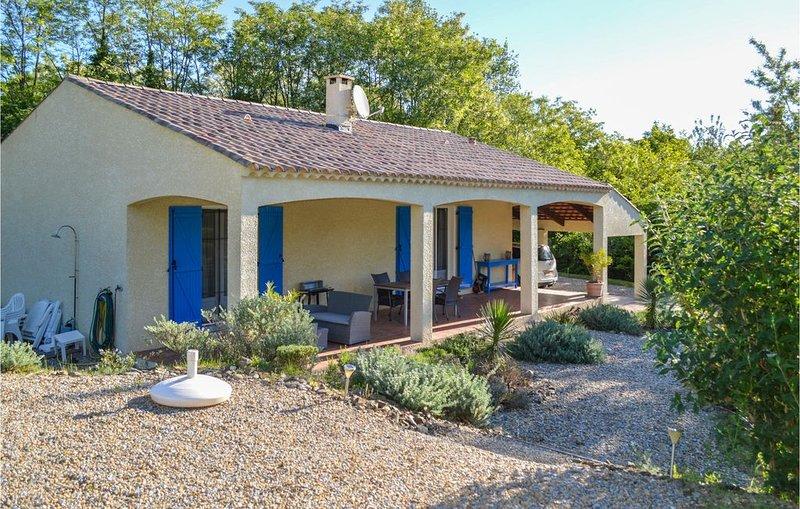 2 Zimmer Unterkunft in Le Poujol sur Orb, holiday rental in Mons