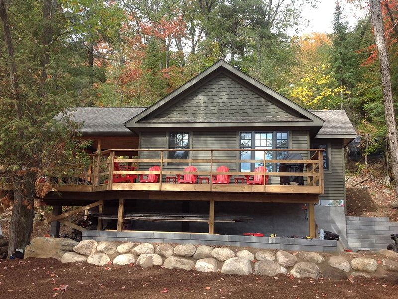 MUSKOKA'S BEST KEPT SECRET - SKELETON LAKE, holiday rental in Seguin Township