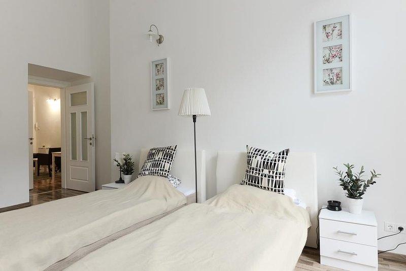 Spacious Apartment in the heart of Budapest, alquiler vacacional en The Republic of Zubrowka