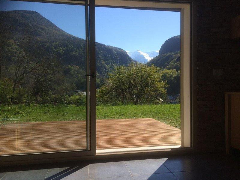 maison entre les 2 alpes et l alpe d huez, holiday rental in Mizoen