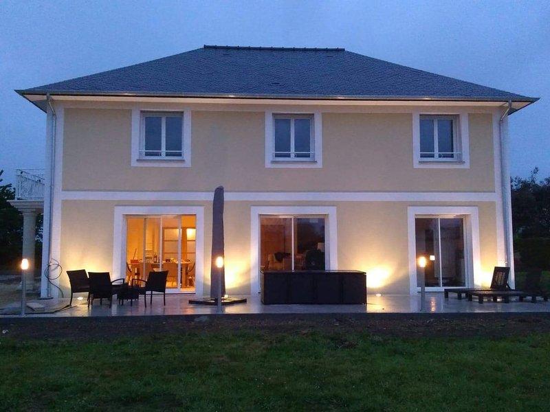 VILLA SAFRAN SAINT CAST, alquiler de vacaciones en Matignon