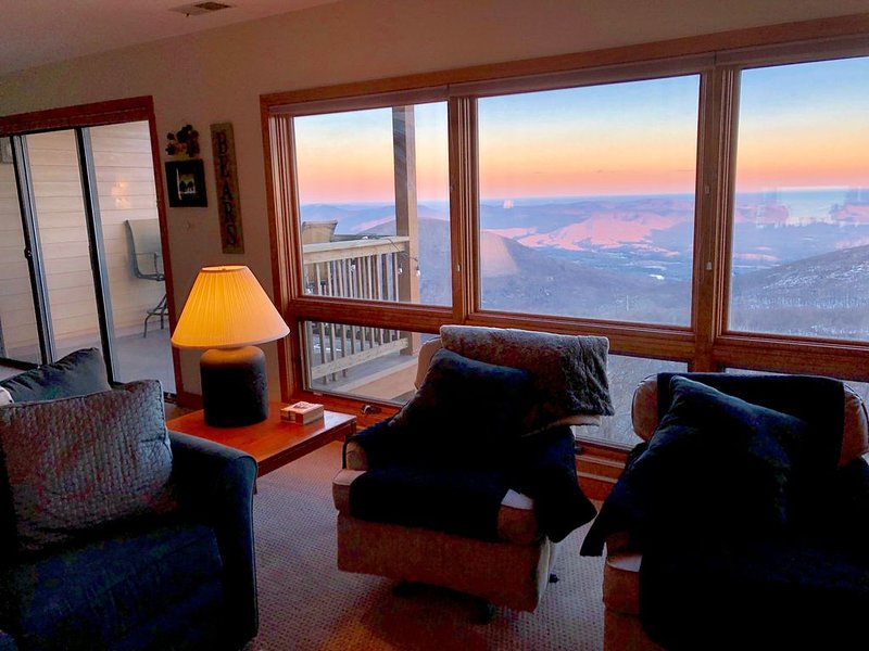 Condo at Wintergreen! Join us for your winter vacation!, vacation rental in Wintergreen