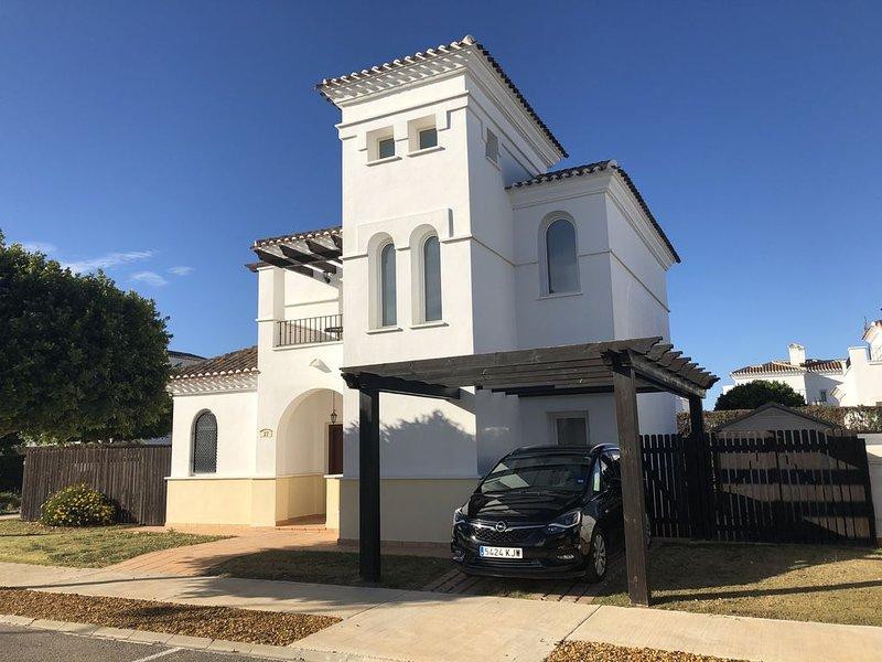 Villa Caballa - A Murcia Holiday Rentals Property – semesterbostad i Roldan