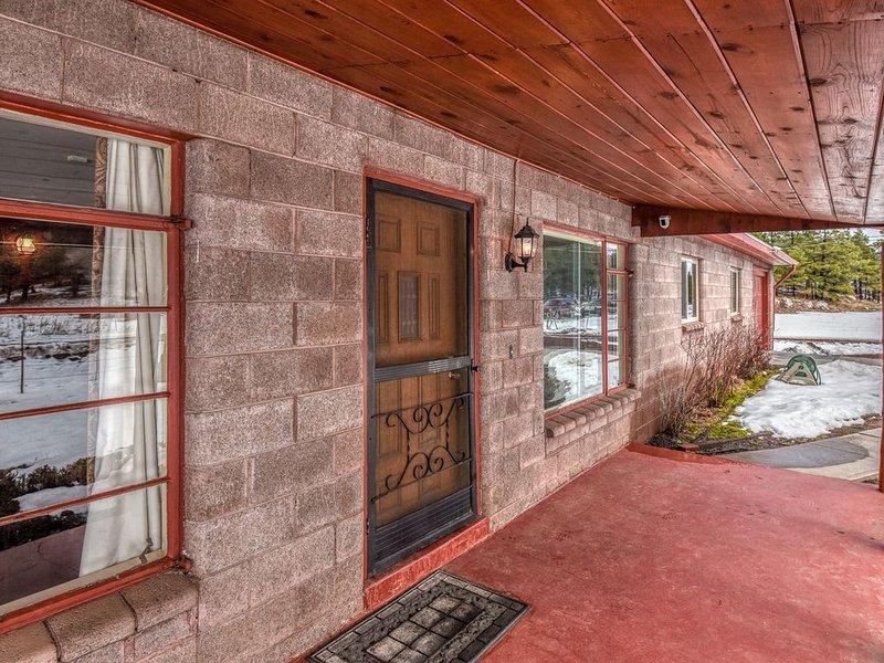 Flagstaff Frontier Retreat, location de vacances à Kachina Village