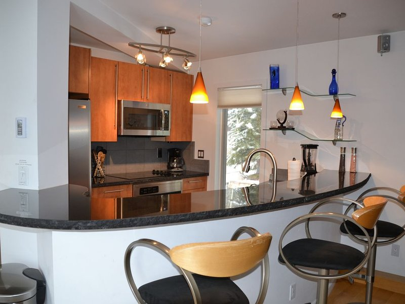 Private hot tub, mountain views, luxury home, garage, Vail / Lionshead, holiday rental in Vail