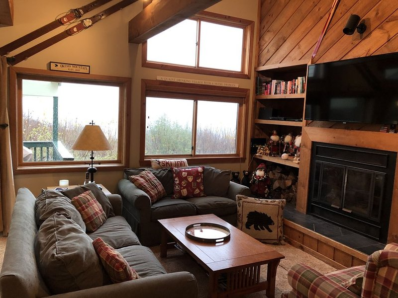Great for a memorable vacation, Okemo mountain, vacation rental in Ludlow