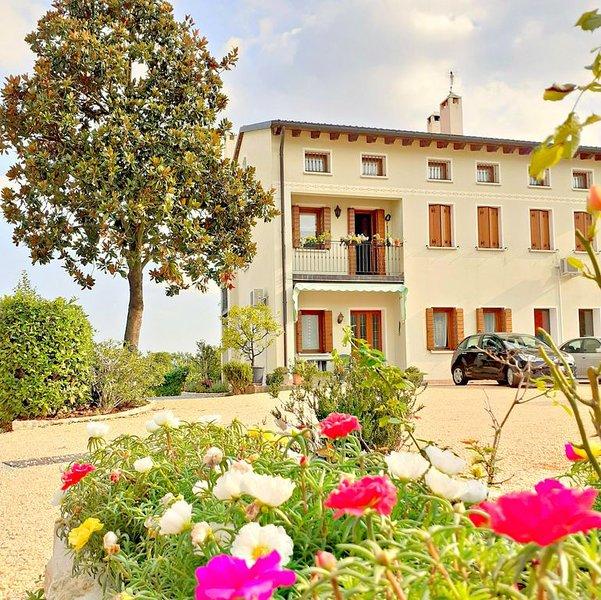 Prosecco Sweet Rooms, alquiler vacacional en Cison Di Valmarino