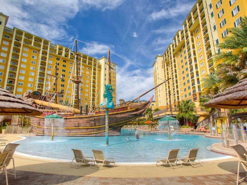 apartment DISNEY-UNIVERSAL STUDIOS, location de vacances à Orlando