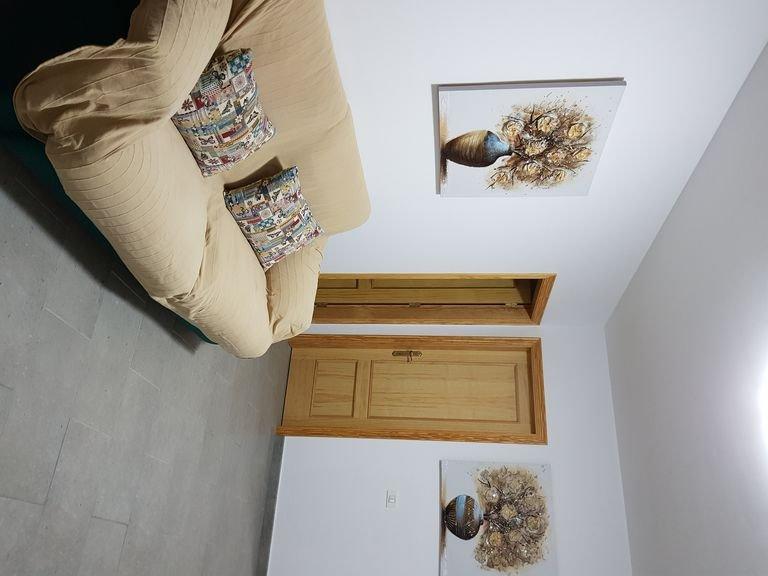 Apartamento  atractivo en zona tranquila y próximo a San Cristóbal de la Laguna., holiday rental in Llano del Moro