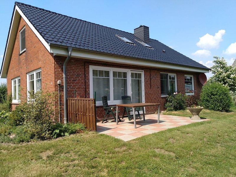 Ländlich gelegenes Ferienhaus nahe der Elbe, alquiler vacacional en Stade