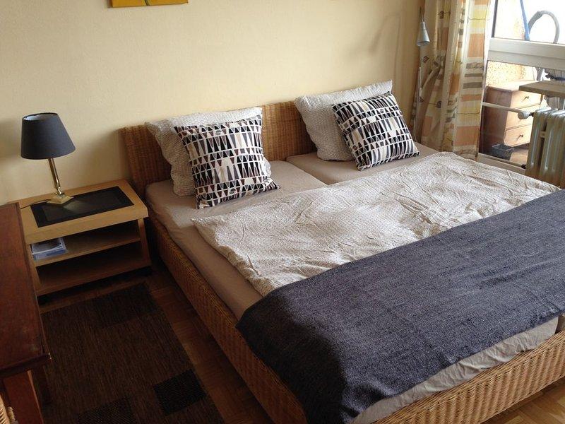 TOP City Apartment Elisabethstrasse, 1-2 Personen, ruhige Lage, holiday rental in Kelheim