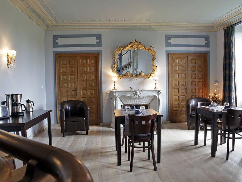 Chambre d'hôte 'Désiré', holiday rental in Saint-Germain-des-Grois