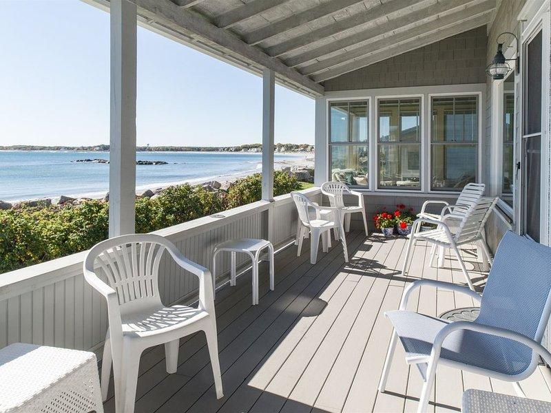 Beautiful Goose Rocks Beach Property available this Summer!, aluguéis de temporada em Cape Porpoise