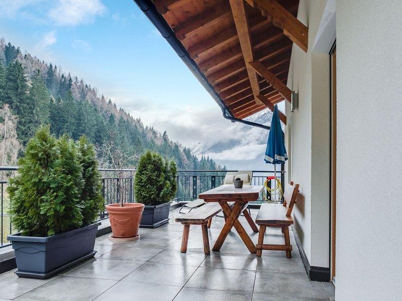 Modernes Apartment Hofschenke Pfeiftal Hofblick mit Terrasse, Garten und WLAN; P, vacation rental in Vipiteno