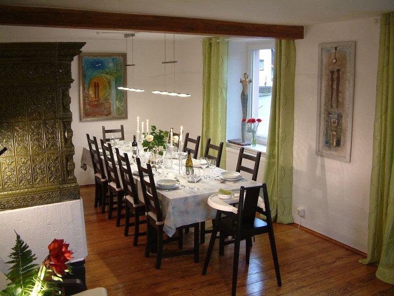 Ferienhaus 'Winzerhaus' mit 115 qm, 4 Schlafzimmer für max. 8 Personen, holiday rental in Vogtsburg im Kaiserstuhl