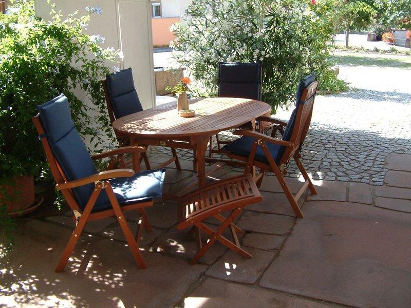 Ferienwohnung Maisonette mit 60 qm, 1 Schlafzimmer für max. 2 Personen, holiday rental in Vogtsburg im Kaiserstuhl