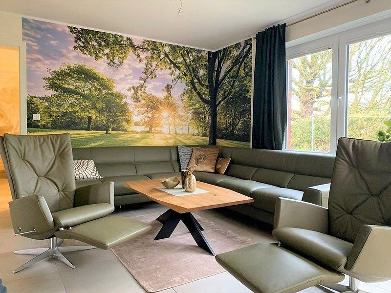 Landblick 4 - Luxusferienhaus, alquiler vacacional en Norden