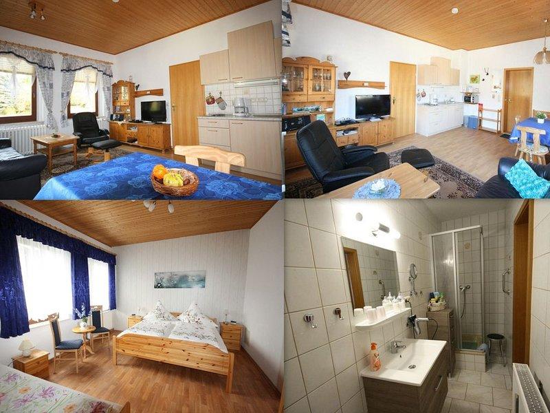 Nichtraucher Fewo Ebert&Green, vacation rental in Loucna pod Klinovcem