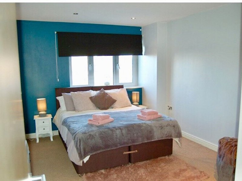 Newcastle City Centre Apartment by Central Station UK, holiday rental in Burnopfield