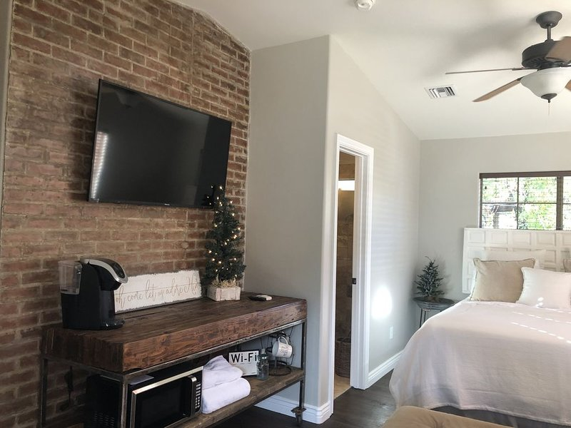 The Brick House in Central Phoenix, holiday rental in Phoenix