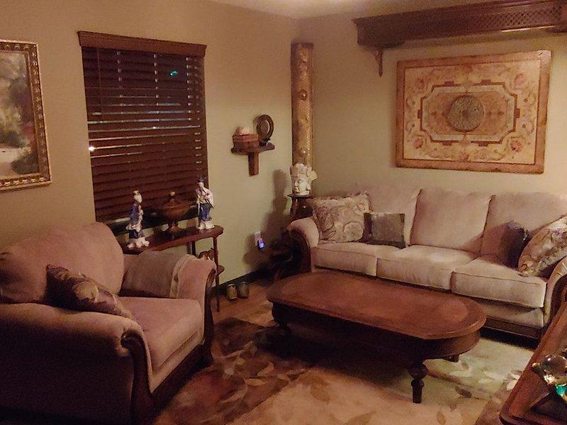Fully Furnished, SHORT TERM RENTAL, 1 Bedroom Apartment, holiday rental in Elizabethton
