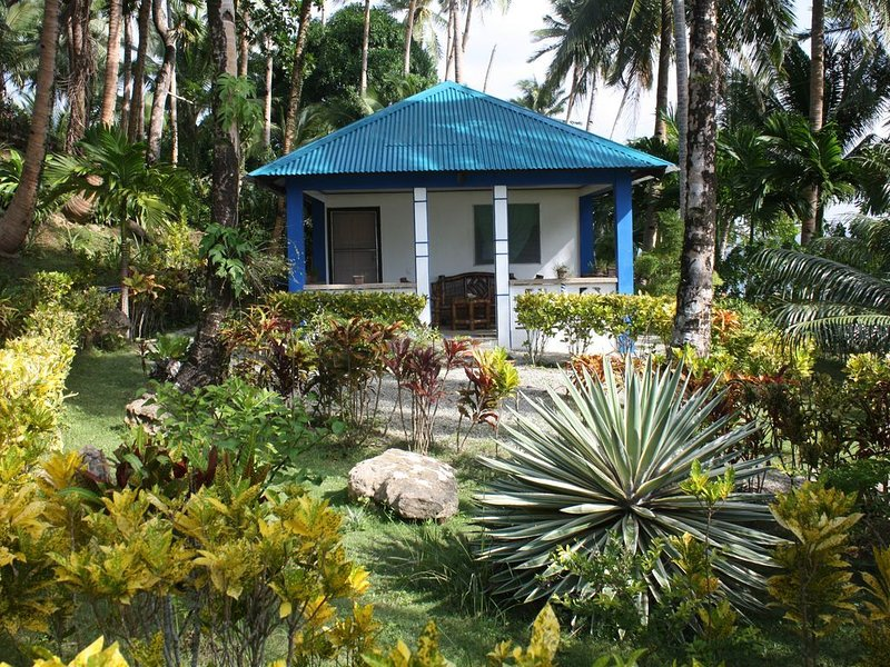Octopussy Bungalow Beach Resort, vacation rental in Samar Island