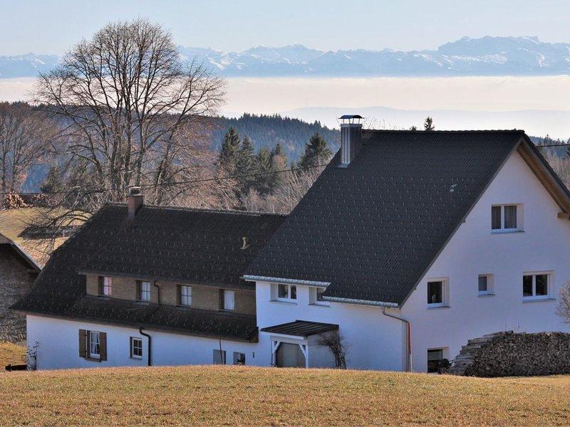 Ferienwohnung (Ferienhaus), ideal für Familien, ländlich, nahe dem Schluchsee, holiday rental in Sankt Blasien