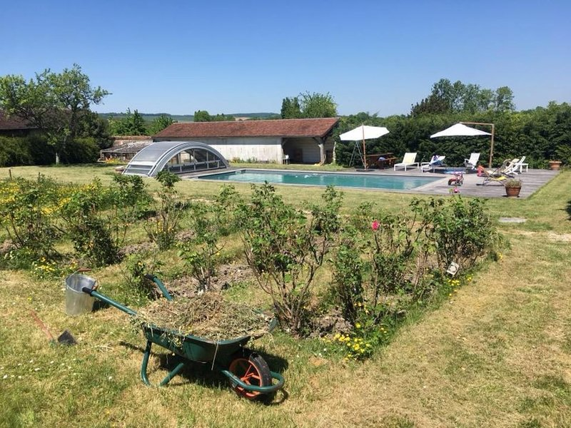 Le Gîte de Saint Phal - Gîte Famillial, holiday rental in Saint-Mards-en-Othe