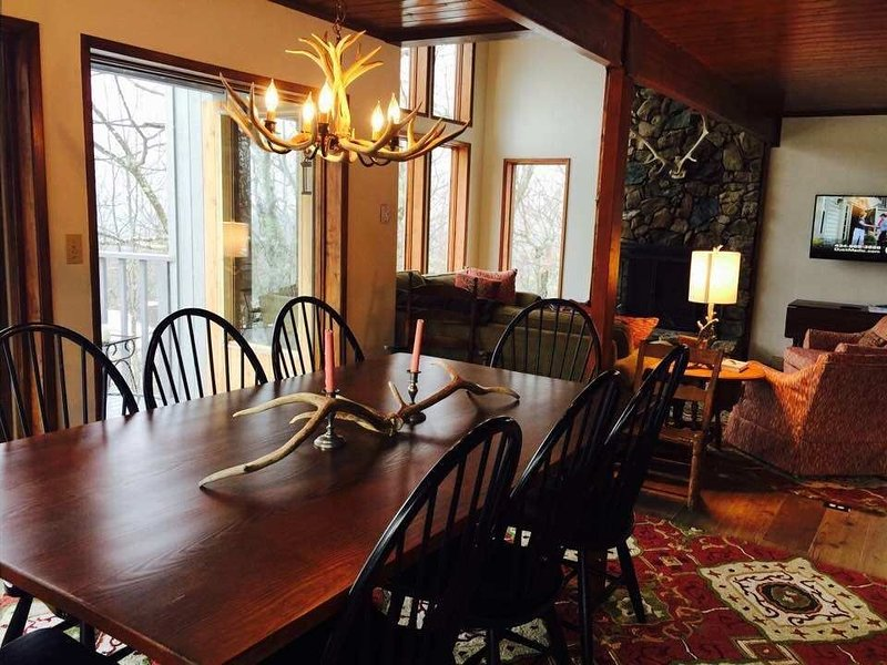 Family Time, Ski/tube, Hike, Swimming, Parking Pass, Great Restaurants & more!, vacation rental in Wintergreen