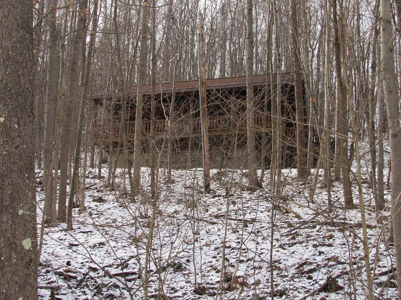 Secluded Cabin  Retreat, casa vacanza a Kingston