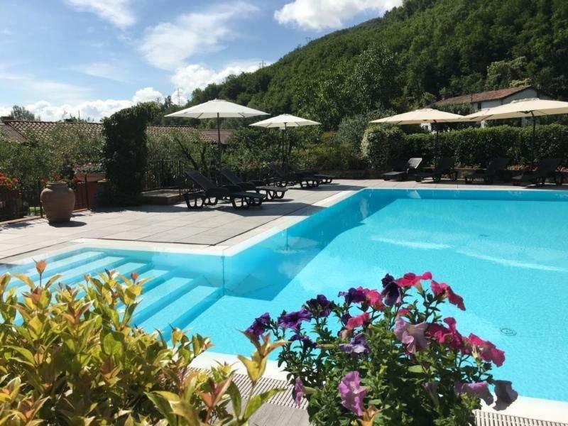 Ferienhaus Gallicano für 2 - 3 Personen mit 2 Schlafzimmern - Ferienhaus, holiday rental in Vergemoli