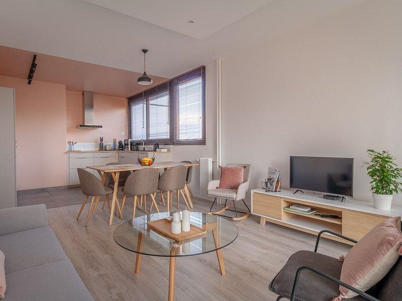 Bel appartement tout confort proche vieille ville d'Annecy, holiday rental in Cran-Gevrier