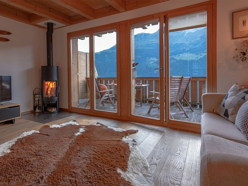 Racers Retreat (Wengen: car limited village), vacation rental in Wengen