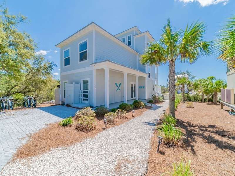 Paradise30A~ Inlet Summer, Includes 4 Bikes! Call for April 10th thru May 22nd D, holiday rental in Inlet Beach
