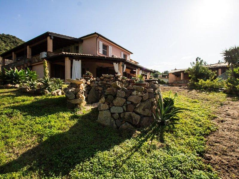 3A - Casa ideale per famiglie a Foxi Manna, casa vacanza a Tertenia