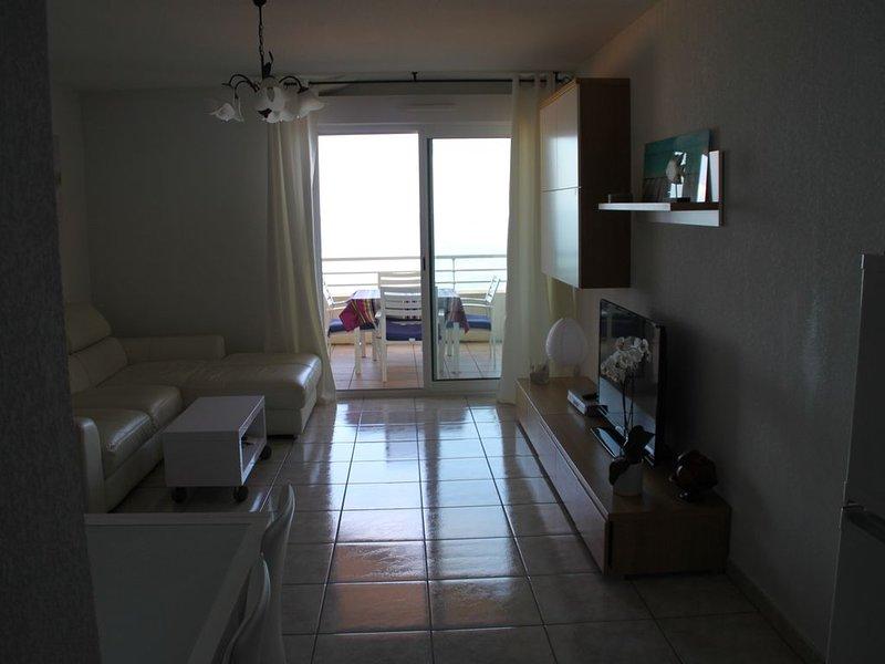 Appartement de standing avec vue sur la mer - Capbreton, holiday rental in Capbreton