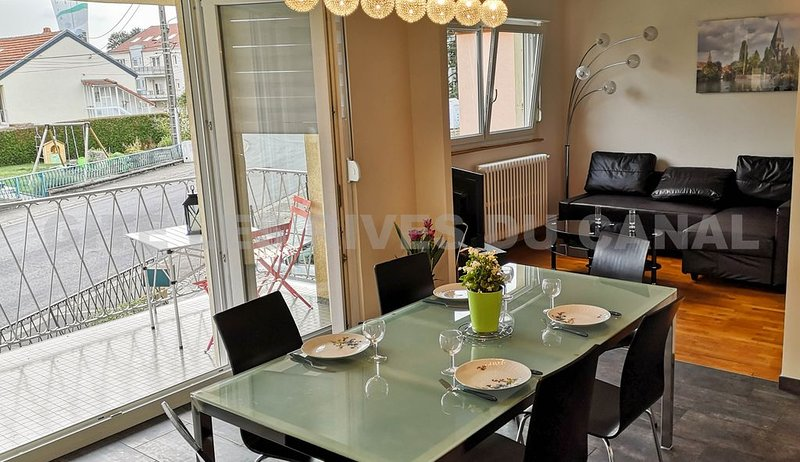 Appartement Les rives du canal, holiday rental in Pagny-sur-Moselle