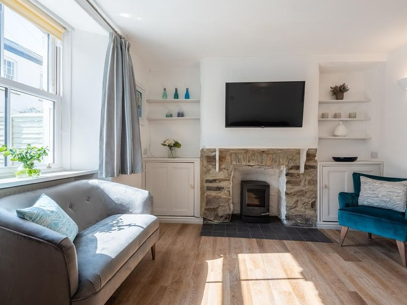 This cottage is a 3 bedroom(s), 2 bathrooms, located in St Agnes, Cornwall. – semesterbostad i St Agnes
