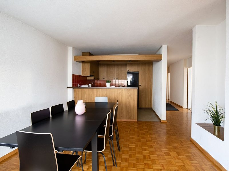 *FAMILY PRICES* / *19 MINUTES FROM ZURICH* / 15MINUTES FROM AIRPORT / COSY SWISS, vacation rental in Dottikon