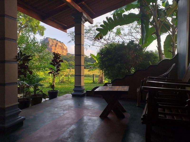 Seegiri close-up View, holiday rental in Inamaluwa
