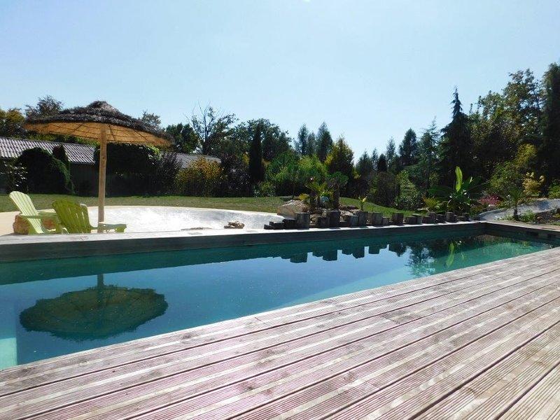 Lodge des Grands Chênes, location de vacances à Recologne