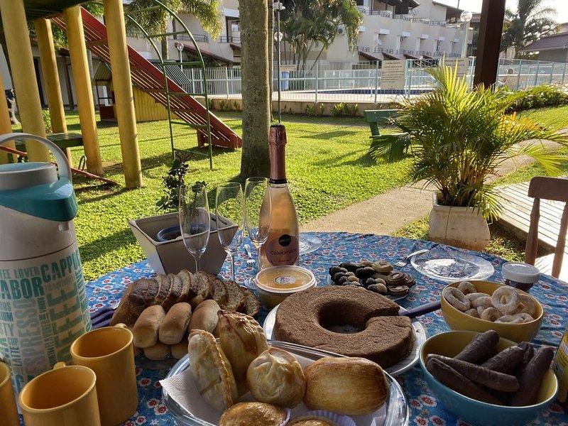 Condomínio incrível para a família na praia da Cachoeira do Bom Jesus/Fpolis!, location de vacances à Ponta das Canas