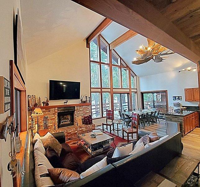 HolidayHaus Mountain Memories – semesterbostad i Tahoe Vista