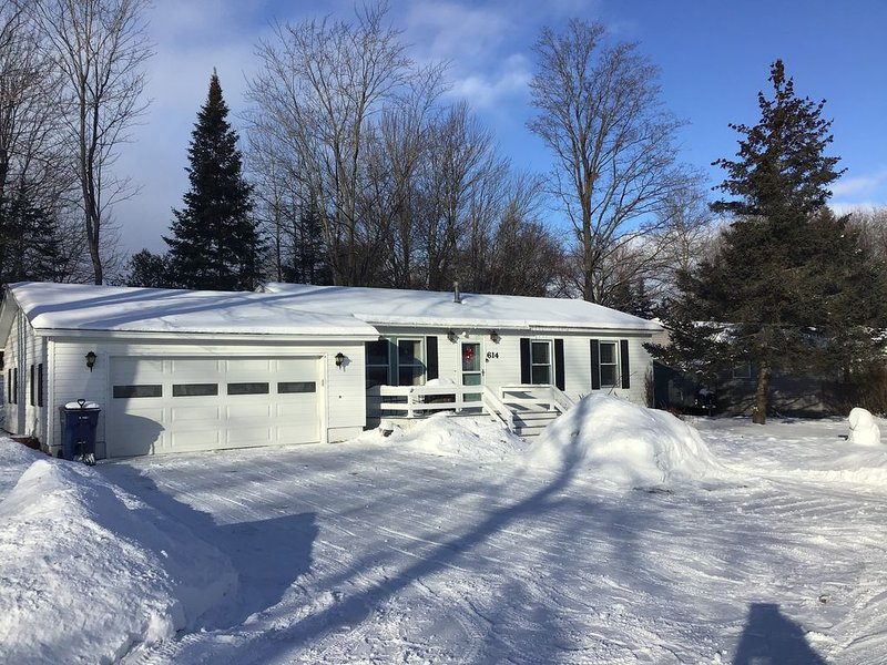 Winter is Coming—Close To Skiing and Town, vacation rental in Charlevoix County